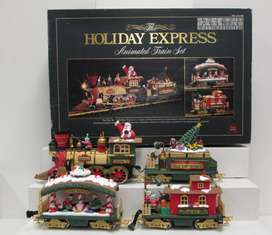 Tren de juguete Holiday Express