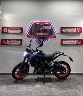 KTM DUKE 200 MODELO 2020 TRASPASOS INCLUIDOS SOAT Y TECNO AL DIA PRECIO NEGOCIABLE