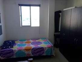 habitación amoblada