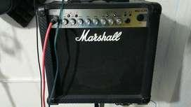Amplificador Marshall Guitarra Mg15cfx