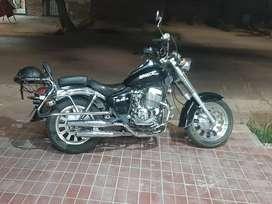 Vendo Choper Prince 250cc .Vendo 6000 km reales