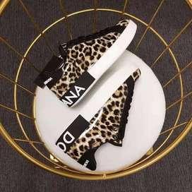 Tenis Dolce & Gabbana Leopardo Envio Gratis