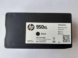 Cartuchos marca HP 950XL y 951XL
