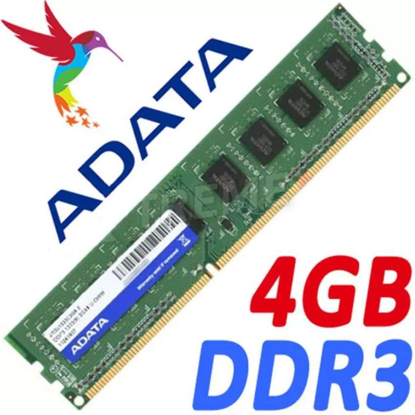 MEMORIA RAM ADATA DE 4 GB FRECUENCIA 1333 MHZ