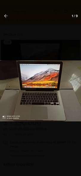 Macbook Pro 2011, Batería nueva y Disco Duro SSD 240gb nuevo