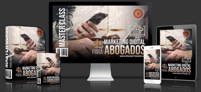 Marketing Digital para Abogados Curso MasterClass