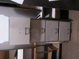 Archivero de 4 estantes