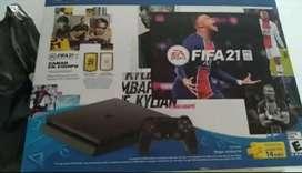 Vendo PS4 nueva en caja sin uso + joystick adicional