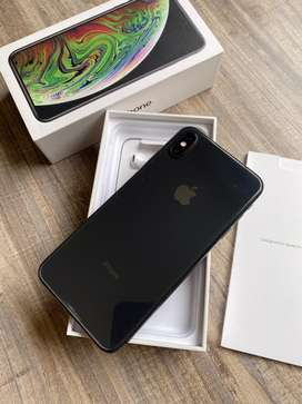 iPhone Xs Max 64 Gb impecable! + Factura