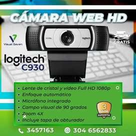 Cámara Logitech C930