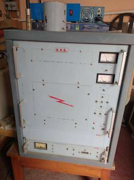 transmisor de FM RVR 1 kw para radiodifusión