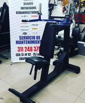 Banco para ejercicios en promocion