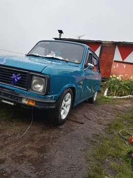 Renault 6 ganga