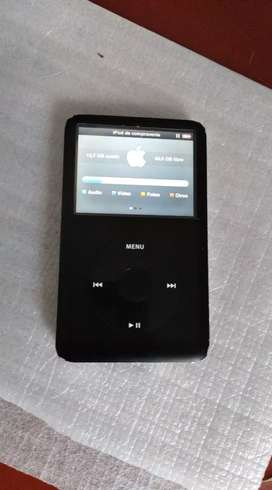 iPod Clásico 160 gigas bien tenido, original