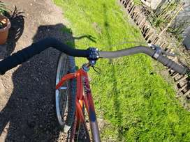 Bicicleta futura playera R26 (usada)
