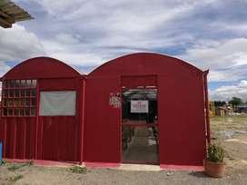 Venta De Restaurante Container (Mobil)