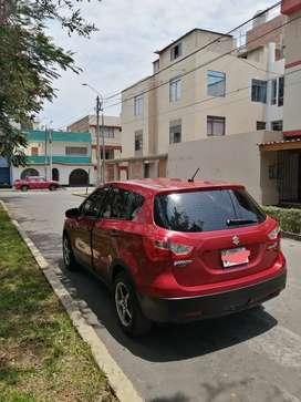 vendo auto suzuki S cross 4x2  en buenas condiciones, uso particular