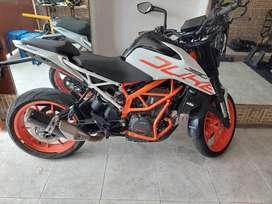 Vendo KTM Duke 390 NG 2021