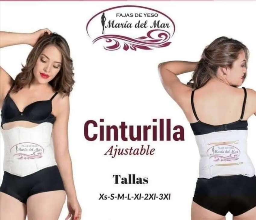 Fajas de yeso tipo corset en cartagena 0