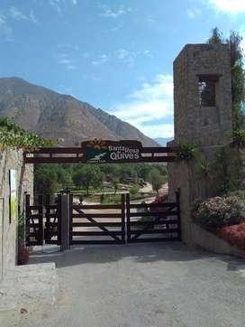Alquiler de membresía/Full Day o campamento en Santa Rosa de Quives
