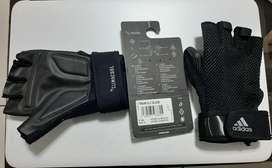 Guantes de entrenamiento Adidas Climacool Nuevo talla S