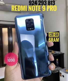 Note 9 pro sellado