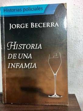 LIBRO HISTORIA DE UNA INFAMIA