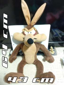 PELUCHE COYOTE (LOONEY TUNES)