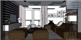 Practicante de diseñador de interiores