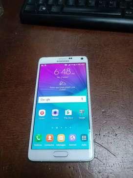 Vendo Samsung Galaxy note 4 para repuestos ojo