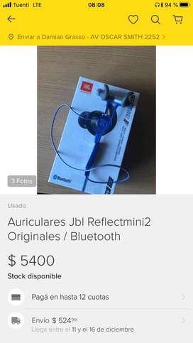 Auriculares jbl bluetooth Running