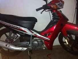 Exc moto a la venta