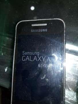 Celular Basico Android Samsung Gt S5830m