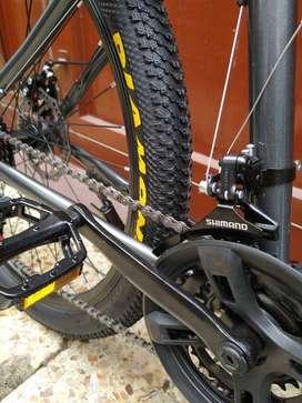 Bicicleta montañera nueva