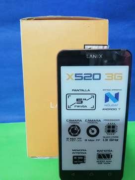CELULAR LANIX 520 3G