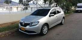 Se vende Renault Sandero Expressionn en buen estado, modelo 2017