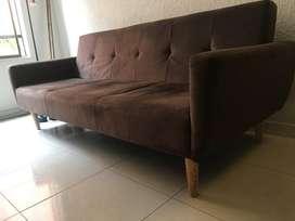 Ganga Sofa Cama 3 Puestos
