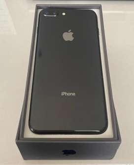 Iphone 8 plus de 64gb negro 90% bateria