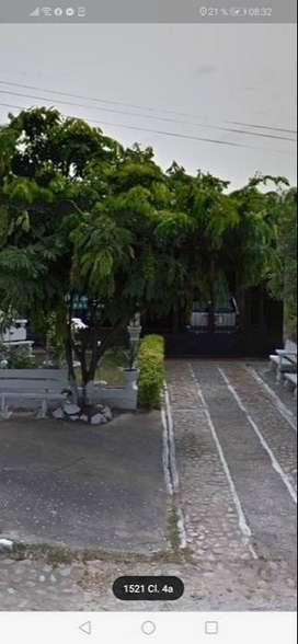 casa a la entrada de rivera (huila) carretera principal