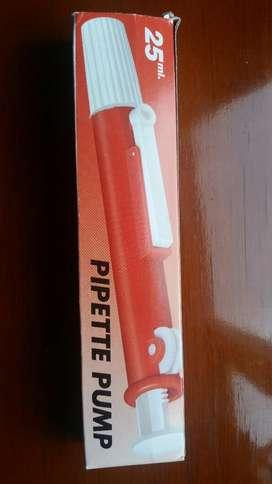 Pipeta 25 Ml Color Rojo