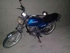Moto Ax 2 tiempo