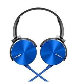 Audifonos Sony ExtraBass 350Ap