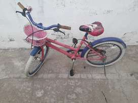 Bicicleta nena rod.20