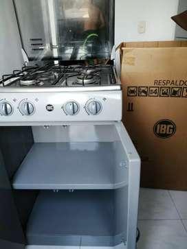 Vendo estufa nueva varata