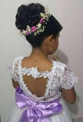 venta de vestido para primera comunion