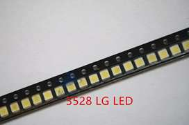 LED REPUESTO SMD 3528 ,3V