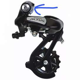 Repuestos de bicicleta mecánica de bicicleta