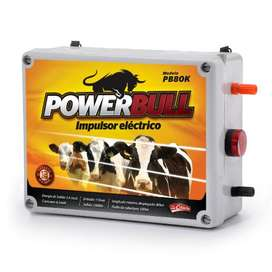 Cerca electrica Impulsor eléctrico power bull