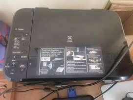 Impresora marca Canon de cartuchos