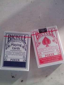 cartas mazos bicycle poker original seconds halen2005 tienda deportiva envio todo colombia SERVIENTREGA HALEN2005